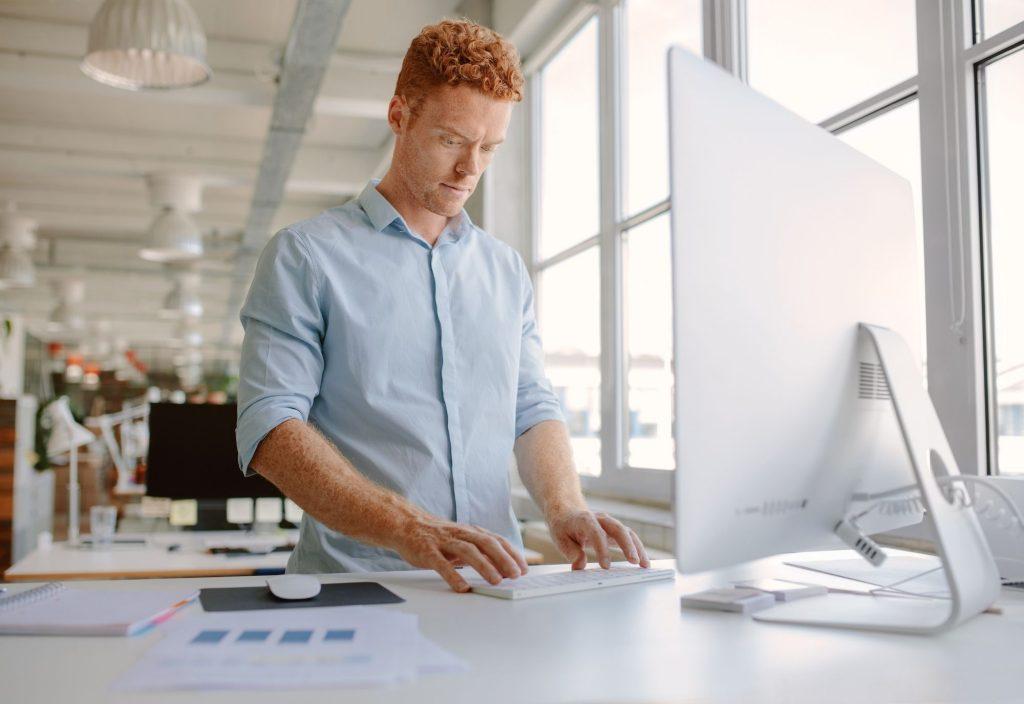 accessoires ergonomique bureau debout