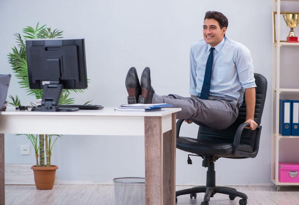 se mettre en forme au bureau