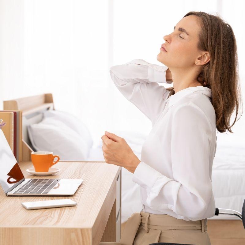 Fibromyalgie et travail - Douleurs musculaire