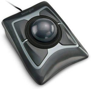 Kensington Expert Mouse - Trackball Filaire Ergonomique-min